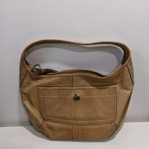Vintage coach handbag purse shoulder bag